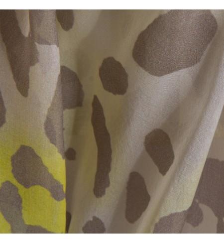Tunika MANUEL LUCIANO Leopardy Beyond the Desert