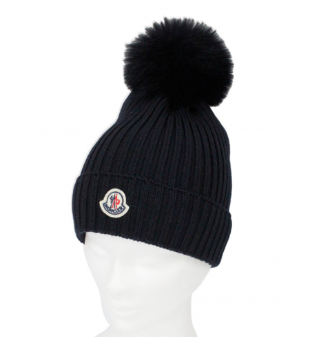 Cepure MONCLER Navy