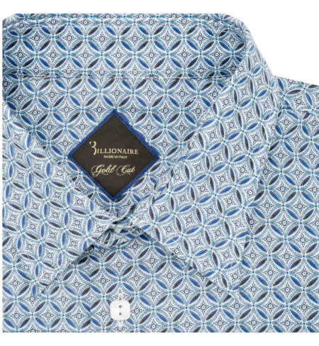 Krekls BILLIONAIRE Blue