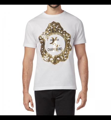 T-krekls BILLIONAIRE White