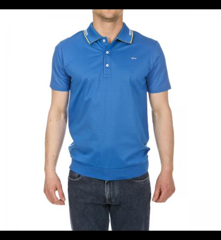 Polo krekls PAUL AND SHARK Blue
