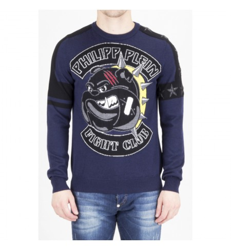 Džemperis PHILIPP PLEIN Fight Club