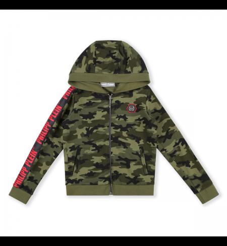 Jaka PHILIPP PLEIN Camouflage