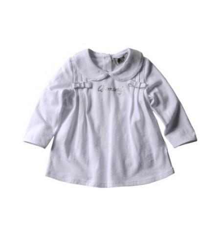 Krekls ar garām piedurknēm KARL LAGERFELD