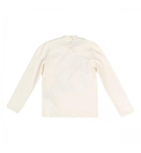 Krekls ar garām piedurknēm MISS BLUMARINE