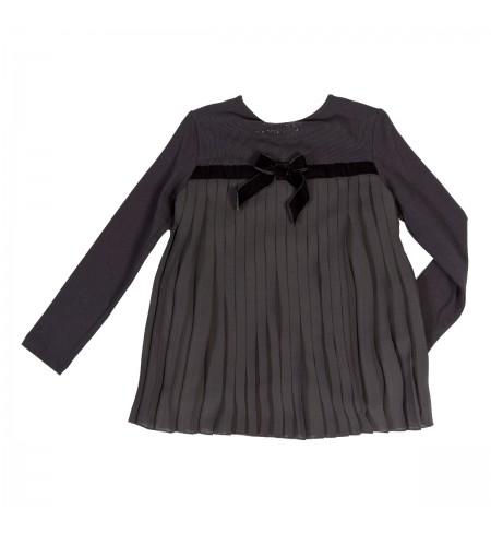 Krekls ar garām piedurknēm MISS BLUMARINE Campione
