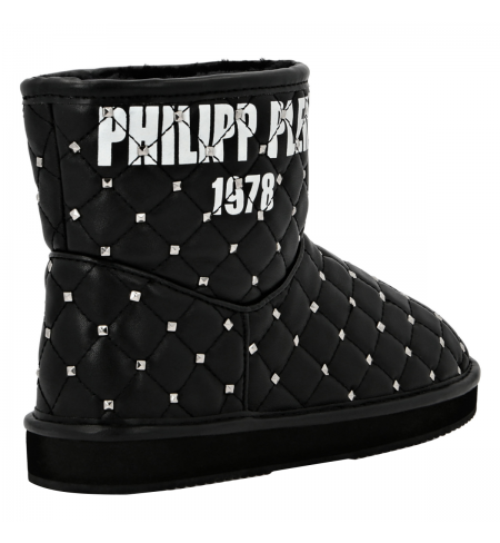 Puszābaki PHILIPP PLEIN Black