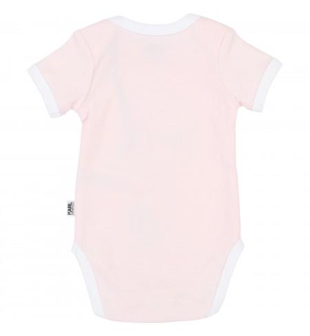 Bodijs KARL LAGERFELD White Pink