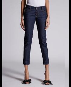 Džinsi DSQUARED2 Pants 5 Po Blue