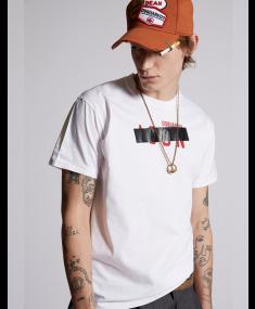 T-krekls DSQUARED2 White