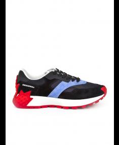 Sporta apavi DSQUARED2 Blu Rosso