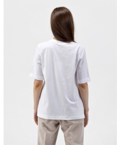 T-krekls PESERICO White