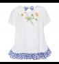 T-krekls MONNALISA Bianco