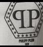 T-krekls PHILIPP PLEIN Grey