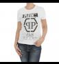 T-krekls PHILIPP PLEIN White